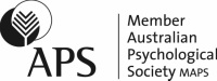 Member Australian Psychological Society - MAPS